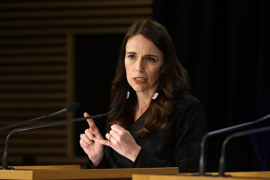 New Zealand's Prime Minister Jacinda Ardern said the Australian government unilaterally cancelled the woman's citizenship.
