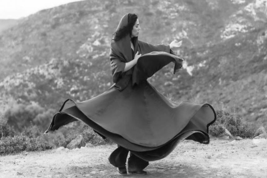 Rana Gorgani describes Sufi whirling, also known by the Arabic name Sama, as an act of prayer and devotion.