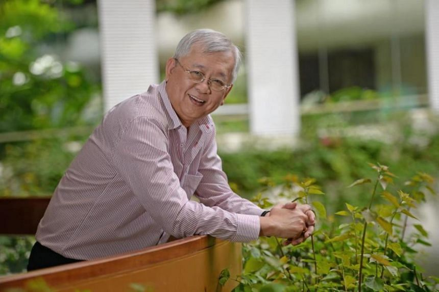 Soilbuild Group Holdings' executive chairman Lim Chap Huat (pictured) and Blackstone Real Estate made an offer to take the Reit private in December 2020.