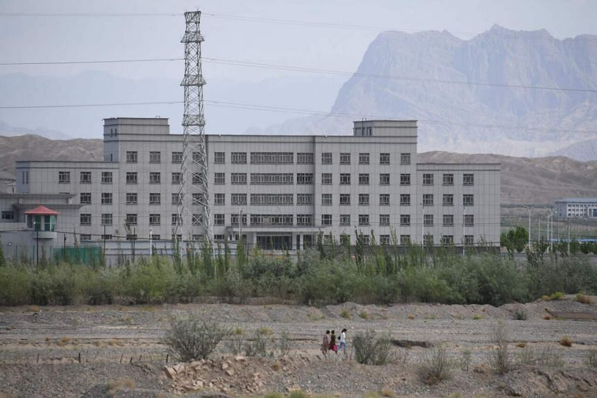 Rights groups say at least one million Uighurs and other Turkic-speaking Muslims have been incarcerated in camps in Xinjiang.