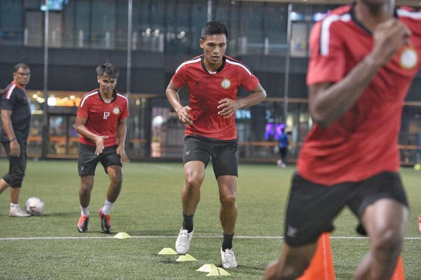 Singapore is aiming to host both groups that Singapore Premier League (SPL) clubs Lion City Sailors and Geylang International will feature in.