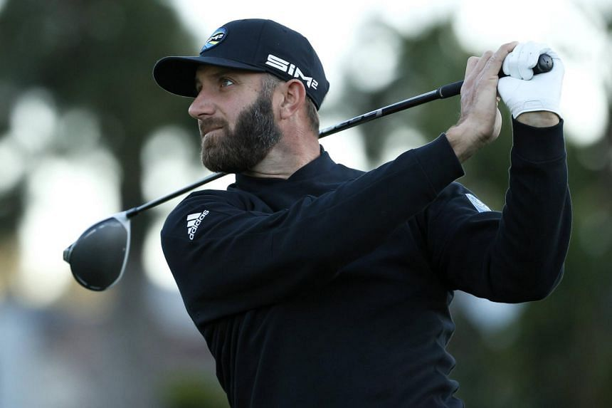 Dustin Johnson has been on a roll with five victories in the past eight months.