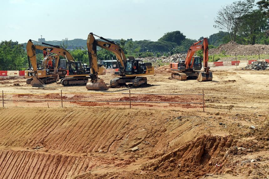On discovering the error on Jan 13, JTC ordered all clearing works to stop and issued a stern warning to the contractor.