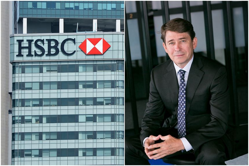 As CEO of HSBC's Singapore business for the past four years, Mr Tony Cripps oversaw the bank's most recent three-year country strategic plan.