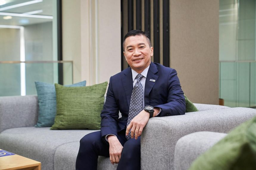 SGX CEO Loh Boon Chye's focus is on finding bolt-on acquisitions in Asia and elsewhere, including potentially with co-investors.