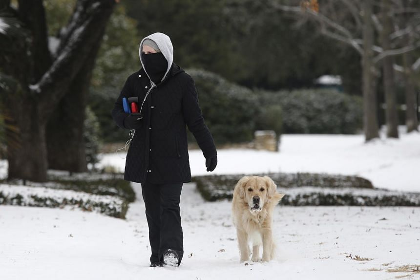The winter blitz and power outages that have crippled Texas are forcing many residents to take basic needs into their own hands.
