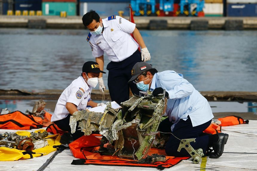Indonesian investigators have not said what caused the crash.