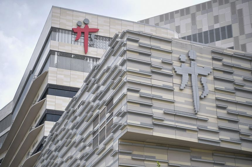 The man was admitted to the intensive care unit at Tan Tock Seng Hospital after suffering cardiac arrest.