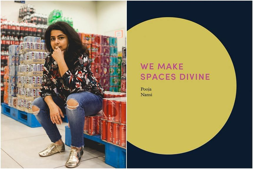 We Make Spaces Divine is Pooja Nansi's first collection in seven years.