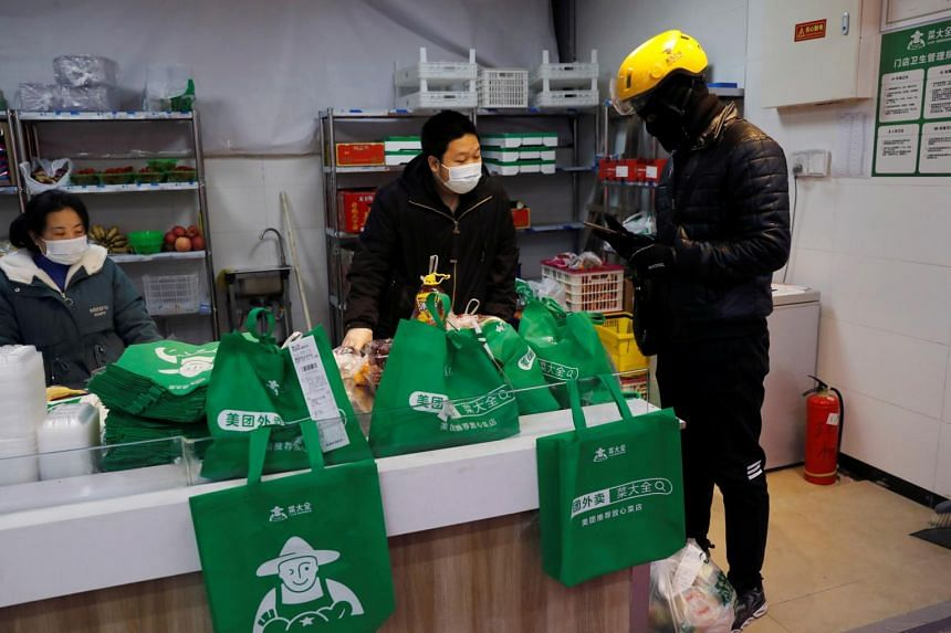 The fund-raising comes as demand for grocery delivery in China has surged over the past year.