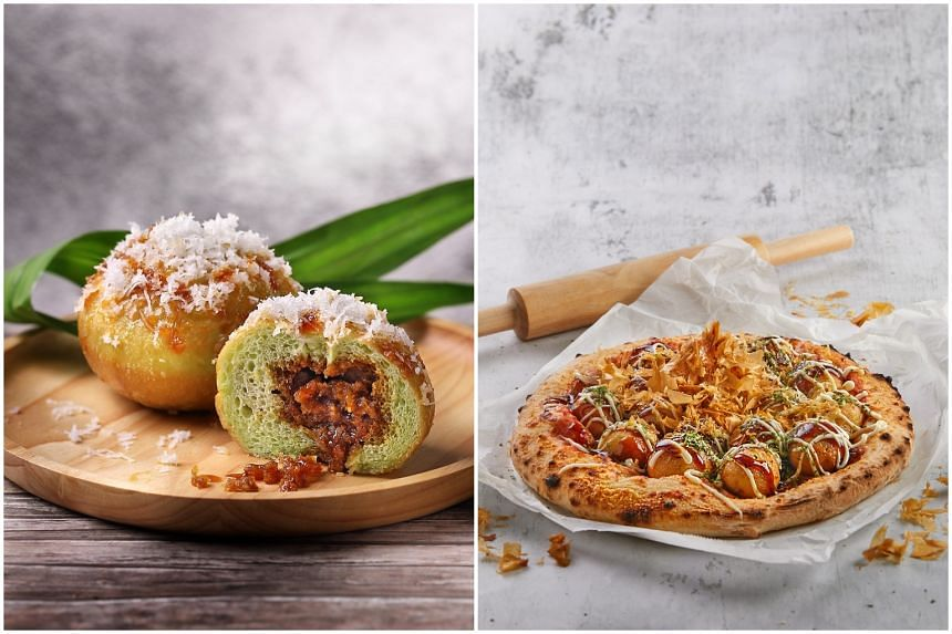 In September last year, he opened City Donut and in December, he launched Pizzakaya at Vivo City.