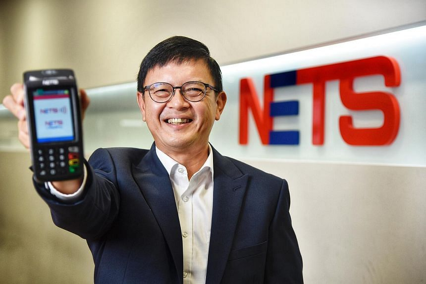 Nets group chief executive officer Lawrence Chan wants to take the company to its next level.