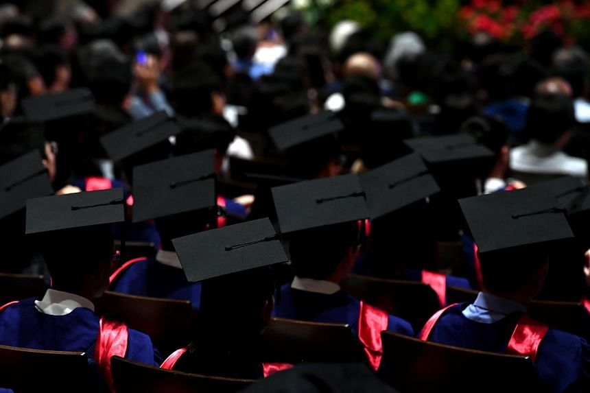 Across the board fewer students who graduated last year managed to secure a full-time job.