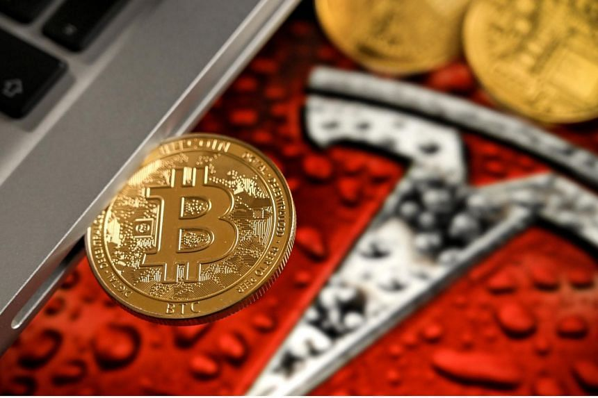 Tesla announced earlier this month that it had put US$1.5 billion of cash into bitcoin.