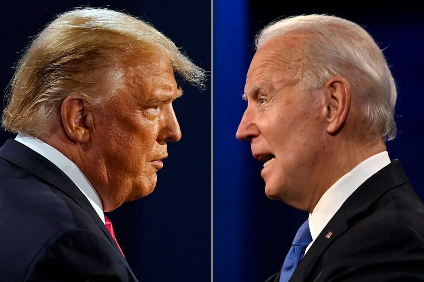 The Trump (left) policy undone by Biden (right) aimed to prevent federal agencies from weighing climate change impacts in their decision-making around major projects like pipelines and highways.