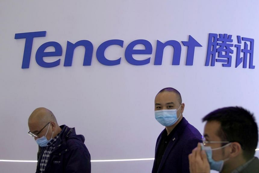 Tencent has poured billions of dollars in recent years snapping up stakes in promising startups.