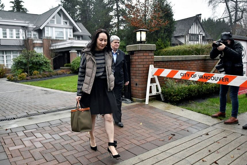 Meng Wanzhou is facing charges of bank fraud in the US for allegedly misleading HSBC about Huawei's business dealings in Iran.