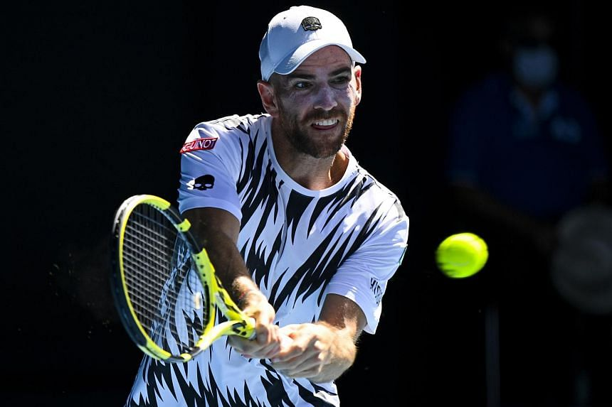 Adrian Mannarino is now the top seed.