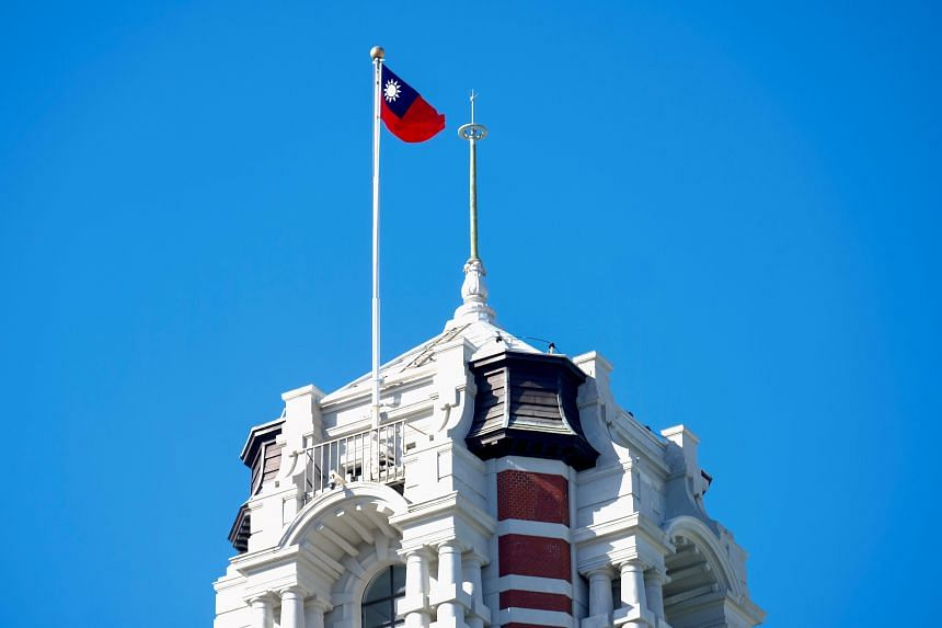The four retired Taiwanese military intelligence officers face charges under national security law and national intelligence work law.