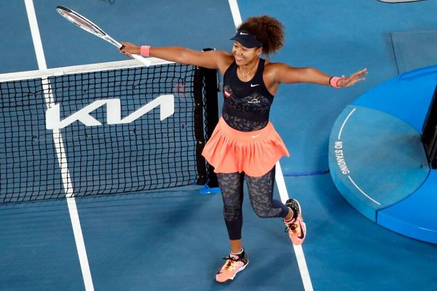 The victory at Rod Laver Arena gave the 23-year-old Japanese her fourth Grand Slam title.
