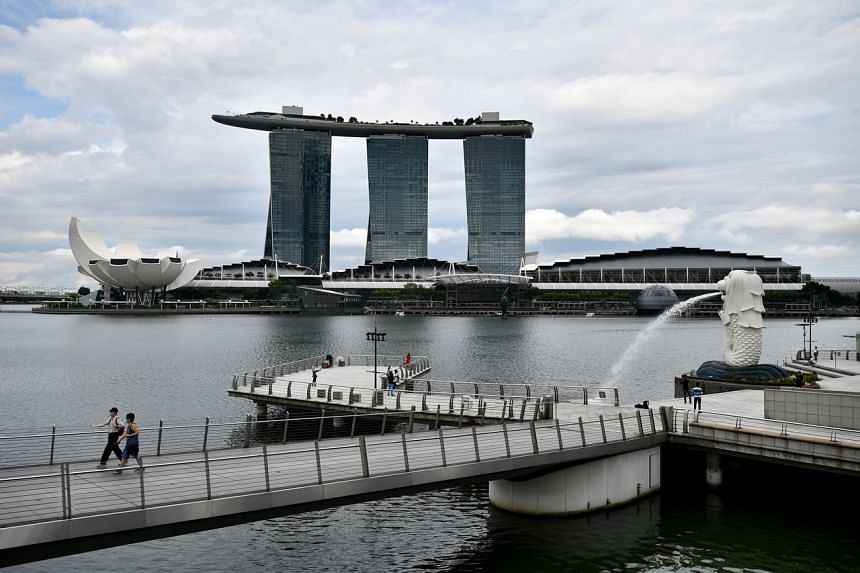 Singapore has a good chance of balancing its budget during this term of government if economic recovery goes as expected.