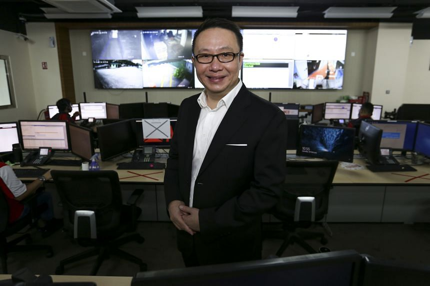 Ademco Security Group group managing director Toby Koh retained all 253 existing full-time staff and managed to expand his workforce.