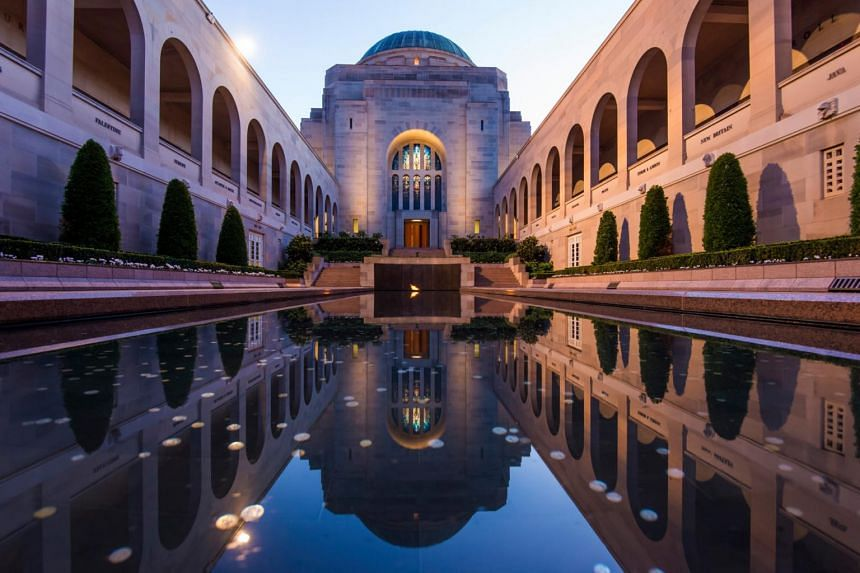 Australia's Federal Government plans to spend A$498 million (S$520 million) on an extension of the Australian War Memorial in Canberra that will expand its exhibition space and allow it to display larger objects such as a fighter helicopter and a rec