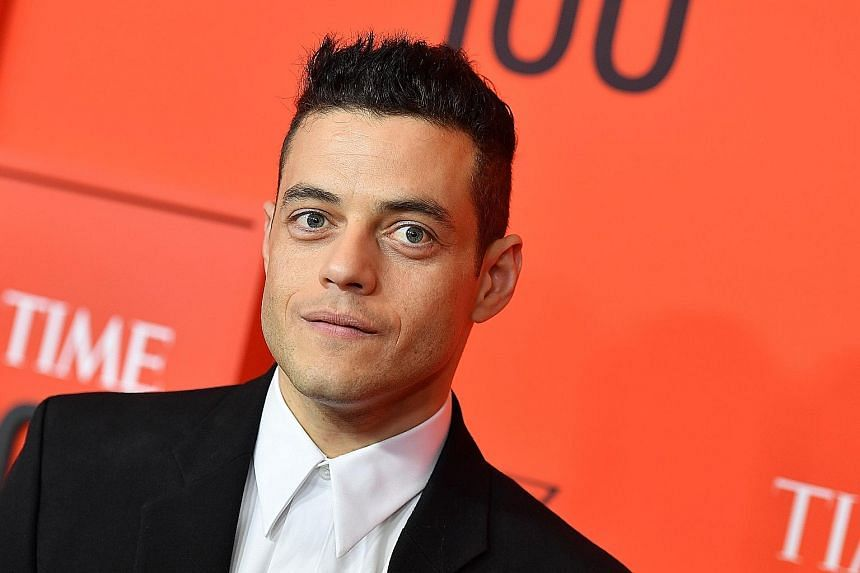 Oscar-winning actor Rami Malek (above) is featured in a QCode podcast, while former United States first lady Michelle Obama (with her husband Barack Obama) talks about personal issues in her podcasts.