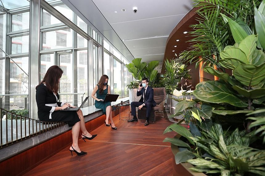 Citigroup recently opened its largest wealth advisory hub, located at 268 Orchard Road, in Singapore.