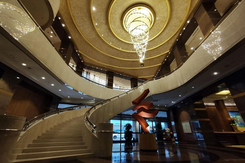 The hotel was named Singapore's Leading Conference Hotel at last year's World Travel Awards.