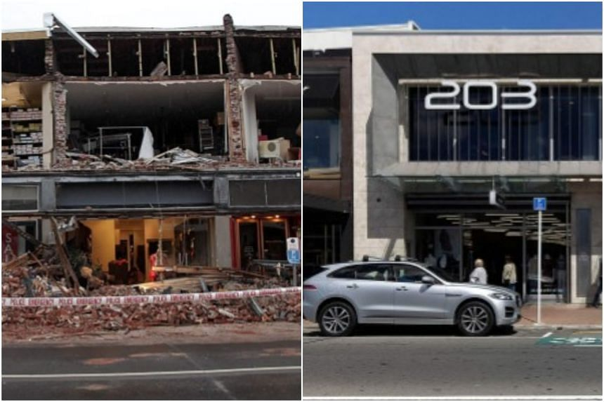 The earthquake damaged thousands of buildings and homes in Christchurch, forcing the government to embark on reconstruction projects that continue a decade later.