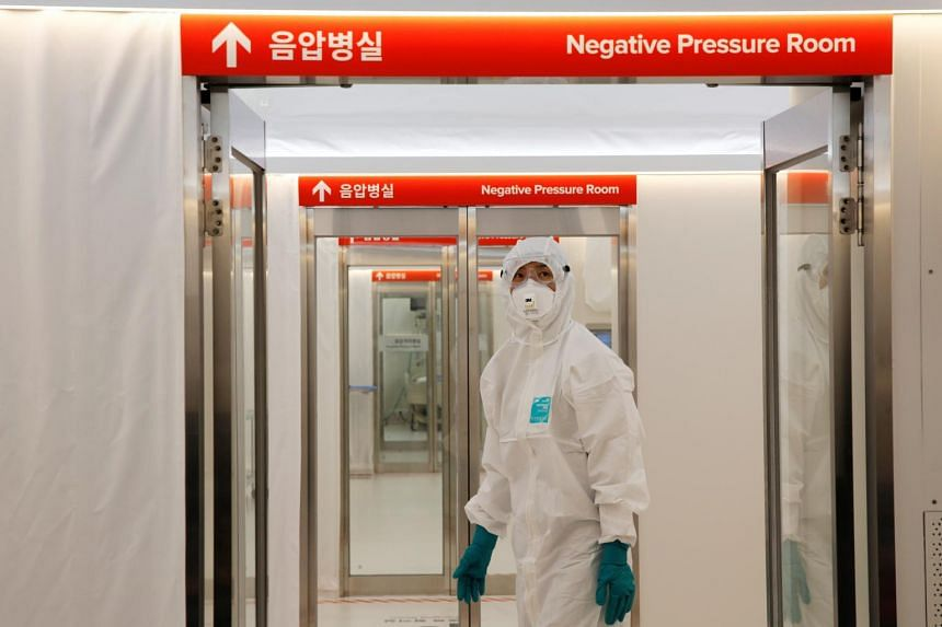 Healthcare workers in South Korea are set to receive the first batch of AstraZeneca's vaccine from Friday.