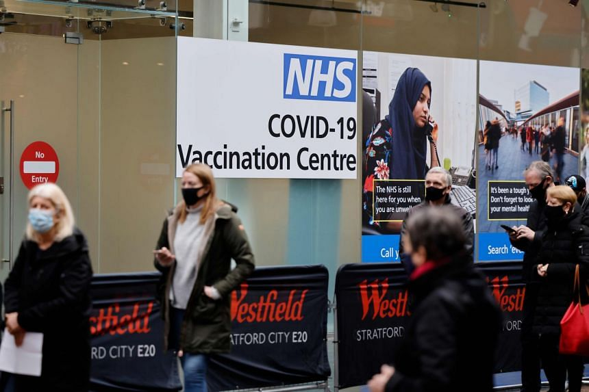 Data analysed by Public Health England showed the Pfizer vaccine provided high levels of protection against infection and symptomatic disease from a single dose.
