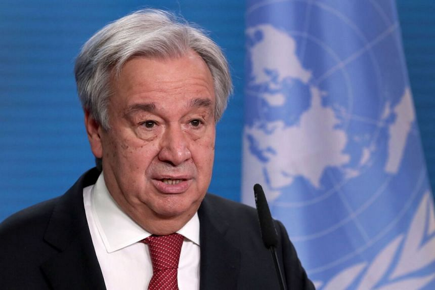UN chief Antonio Guterres said that authorities in a number of nations were using restrictions meant to halt the spread of Covid-19 to weaken their political opposition.