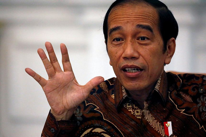 Indonesian President Joko Widodo said Sumatra is facing a rising risk of forest fires in February.