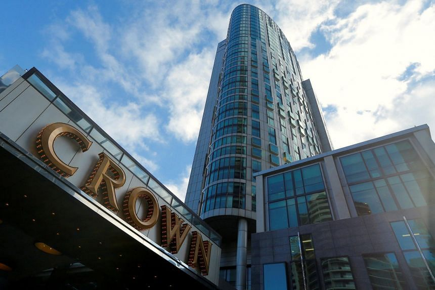 Australian media reports accused Crown Resorts of doing business with tour operators with ties to organised crime.