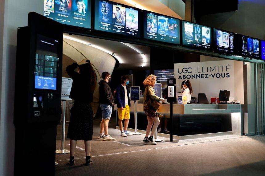 France saw 22 new cinemas open their doors in 2020.