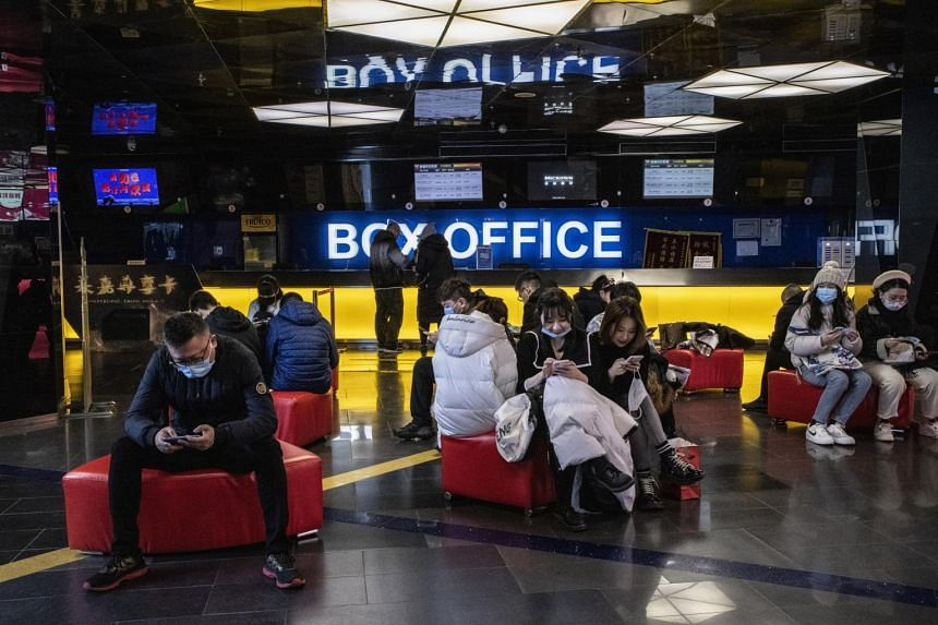 With new Covid-19 cases down to a handful a day, Chinese moviegoers are flocking back to cinemas.