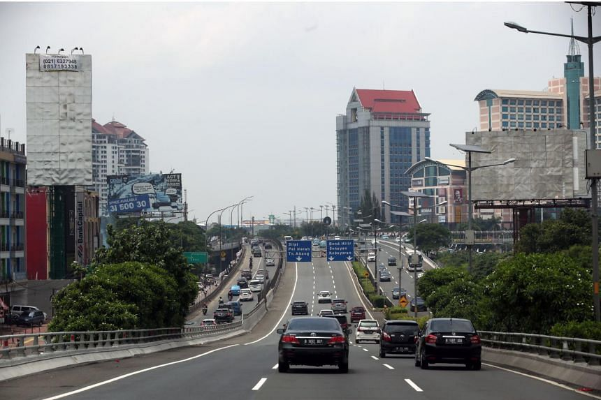 Indonesia's economy contracted for the first time in more than two decades last year.