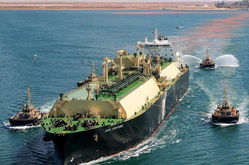 The six-year sale and purchase agreement with Chevron Corp is for about 0.5 million tonnes per year of LNG supplies from 2023.