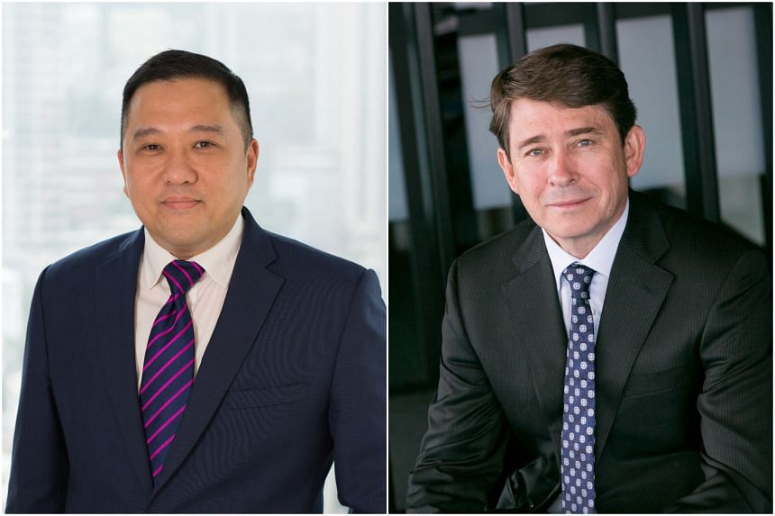 Mr Wong Kee Joo will be taking over as CEO of HSBC Singapore from Mr Tony Cripps on June 1, 2021.