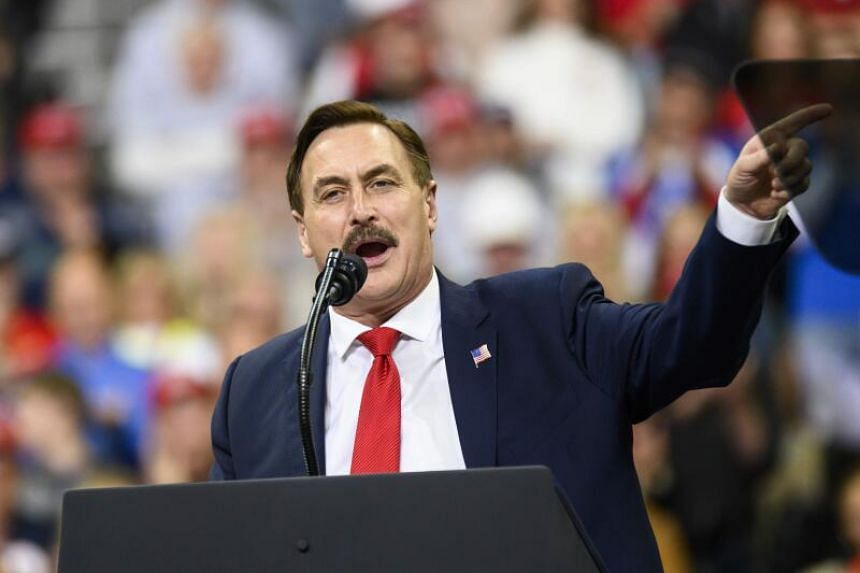 Mike Lindell had financed post-election protest movements in a bid to overturn President Joe Biden's victory.