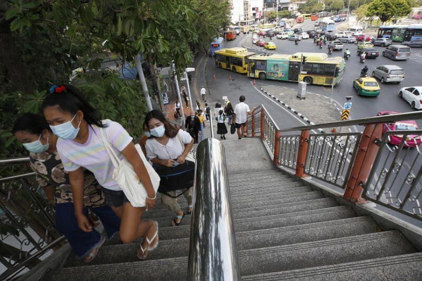 Thailand has seen new cases drop below 100 in recent days.