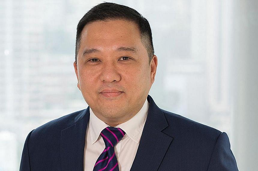 Incoming CEO Wong Kee Joo.