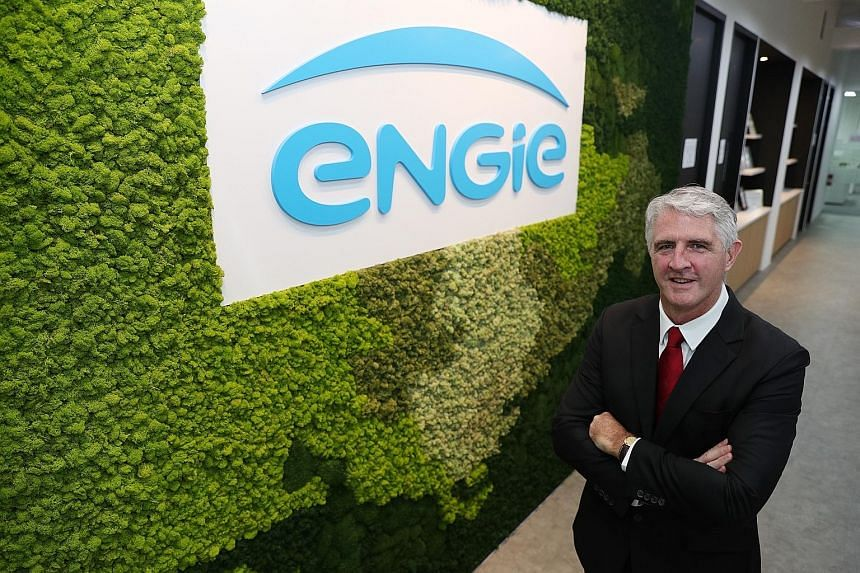 Engie Asia-Pacific president and chief executive Paul Maguire says Singapore's regulatory strengths and business-friendly environment contribute to the Republic's suitability for solutions to be developed here.