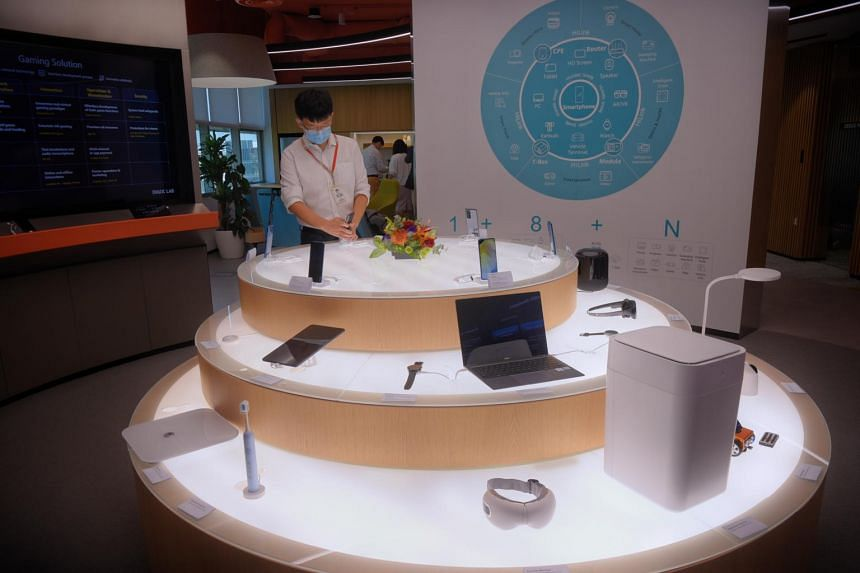 The Singapore DigiX Lab is Huawei's second one in the world.