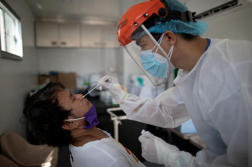 Filipino nurses provide in excess of US$30 billion a year in remittances vital to the country's economy.