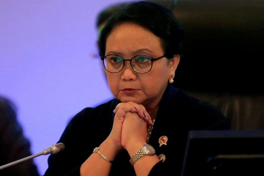 Indonesian Foreign Minister Retno Marsudi has been rallying support in South-east Asia for a special meeting on Myanmar.
