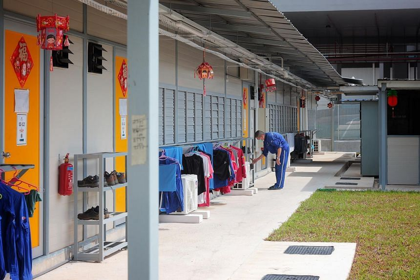 Singapore reported four new Covid-19 cases, comprising one in a workers' dormitory and three imported cases, on Feb 23, 2021.