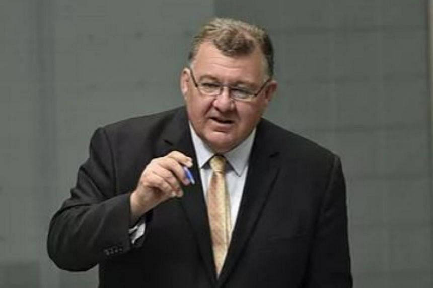 Mr Craig Kelly informed colleagues of his decision at a party meeting in Canberra.